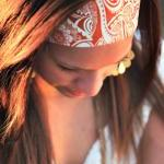 Wide Yoga Headband, Womens/..