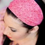 Bubblegum Pink Headband, W..
